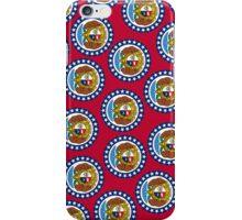 Smartphone Case - State Flag of Missouri - Vertical II iPhone Case/Skin
