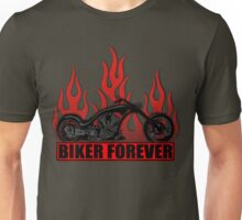 Biker Forever Unisex T-Shirt