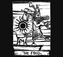 The Fool - Tarot Cards - Major Arcana by graphixzone101