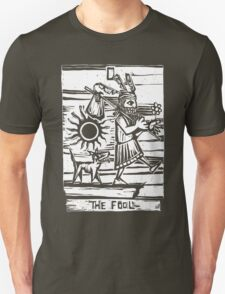 The Fool - Tarot Cards - Major Arcana Unisex T-Shirt