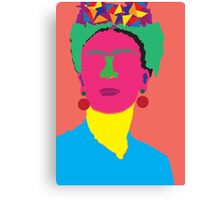 Frida, Frida , Frida Canvas Print