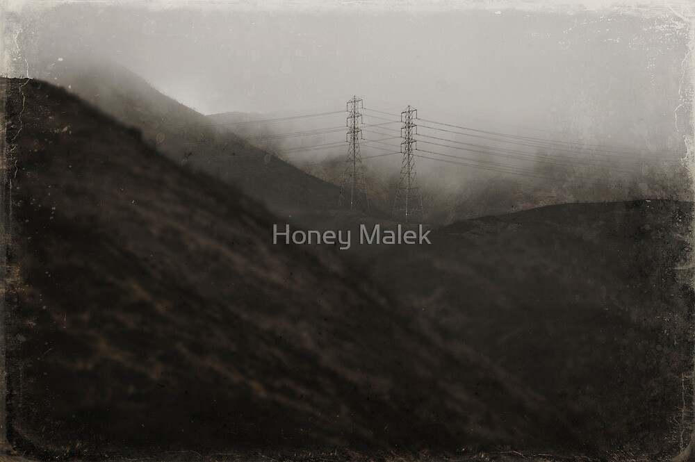 Long Distance Love Affair by Honey Malek