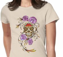 The Rosey Muertos Womens Fitted T-Shirt