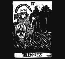 The Empress - Tarot Cards - Major Arcana by graphixzone101