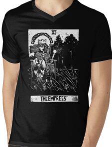 The Empress - Tarot Cards - Major Arcana Mens V-Neck T-Shirt