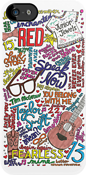 Taylor Swift Collage Art by samonstage