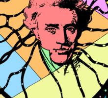 Soren Kierkegaard Sticker