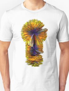 0007 Abstract Design T-Shirt