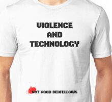 Jurassic Park The Lost World - Violence and Technology Unisex T-Shirt