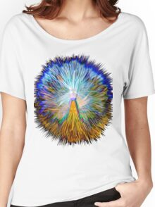 0024 Abstract Design Women's Relaxed Fit T-Shirt
