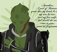 Thane Krios by mediocrememory