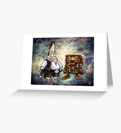 Aluminum Bacon Greeting Card