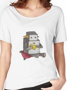 Boop the Robot: My Little Friend Women's Relaxed Fit T-Shirt