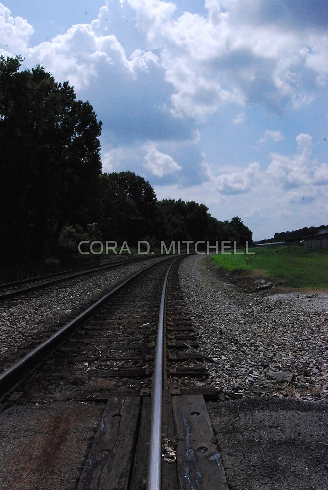 Tracks by CORA D. MITCHELL