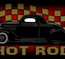 Hot Rod Racer by Toxico13