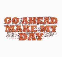 Dirty Harry Sudden Impact - Go Ahead Make My Day by scatman