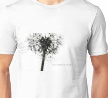 love is the beauty of the soul Unisex T-Shirt