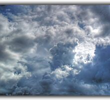 ©HCS Mr. Fluffy Cloud II by OmarHernandez