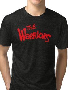 The Warriors Tri-blend T-Shirt
