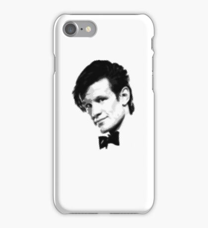 11th Doctor Retro Style iPhone Case/Skin