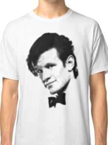 11th Doctor Retro Style Classic T-Shirt