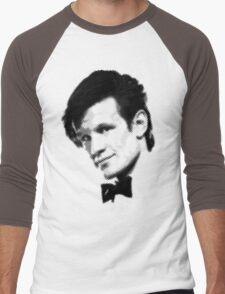 11th Doctor Retro Style Men's Baseball ¾ T-Shirt
