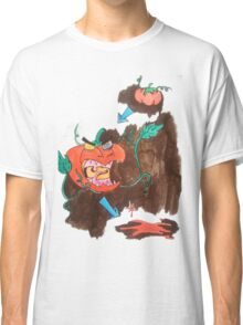 Killer Tomato Evolution Classic T-Shirt