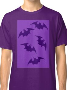 Morrigan Darkstalkers Tights Print Classic T-Shirt