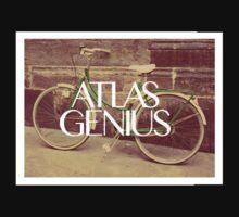 Atlas Genius by laserlightgrave