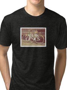 Atlas Genius Tri-blend T-Shirt