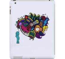 Just a Thought (Colour) iPad Case/Skin