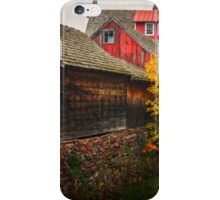 The Stover-Meyer's Mill iPhone Case/Skin