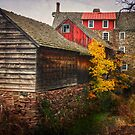 The Stover-Meyer's Mill by Debra Fedchin