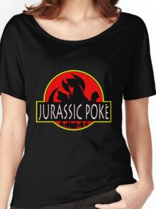 Jurassic Poke Women's Relaxed Fit T-Shirt