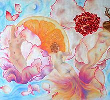 A Luscious Feast of Dream by Erika Tirado