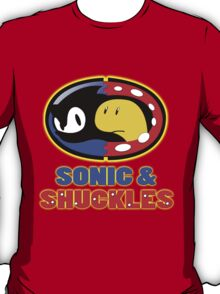 Sonic & Shuckles T-Shirt