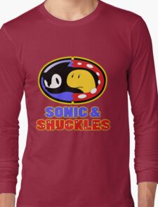 Sonic & Shuckles Long Sleeve T-Shirt