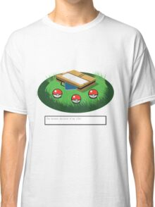 The hardest decision of my life Classic T-Shirt