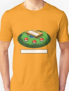 The hardest decision of my life Unisex T-Shirt