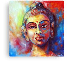 Enlightened Buddha Canvas Print