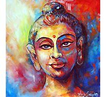 Enlightened Buddha Photographic Print