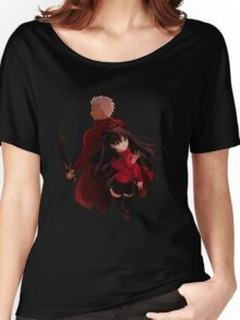 Fate stay night unlimited blade works Women's Relaxed Fit T-Shirt