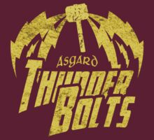 Asgard Thunderbolts by FANATEE