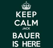 Keep Calm Jack Bauer is Here by Minamoo