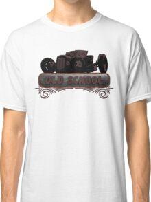 Old School Hot Rod Classic T-Shirt
