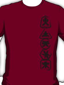 Samurai Stack T-Shirt