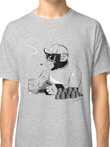 Chimp poker Classic T-Shirt