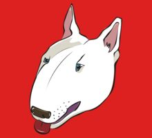 Bull terrier by Honeyboy Martin