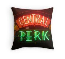 'Friends' Central Perk Sign Throw Pillow
