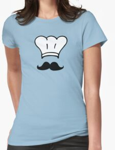 cook chef cuisinier Womens Fitted T-Shirt